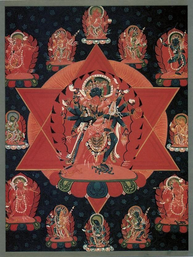チベット密教 : チャクラサンヴ...
